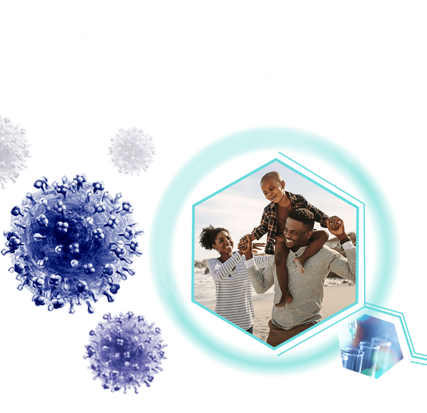Leading The Science of Protection